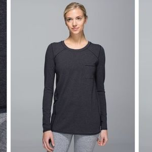 *NWT* Lululemon Find Your Zen Long Sleeve